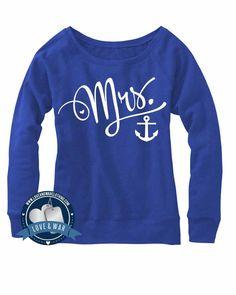 MRS. Navy Top - LOVEANDWARCLOTHING