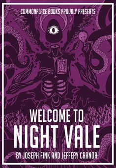 Fuck Yeah Welcome to Night Vale!