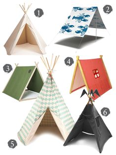 mr fox: best children's play tents and teepees