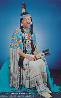 All-American Indian Days - Sheridan, Wyoming by The Pie Shops, via Flickr