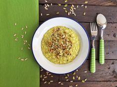 Risotto+con+asparagi+e+semi+tostati