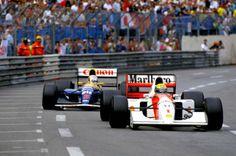 Senna Formula F1