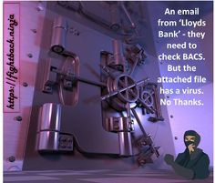 Lloyds Bank Phishing