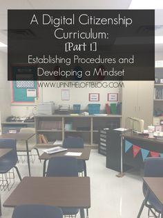A Digital Citizenship Curriculum: Part 1 - Up in the Loft