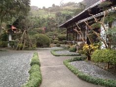 This is my parents' house. temple!