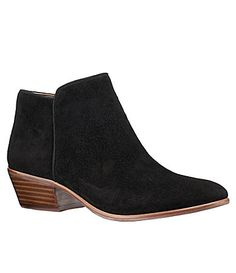 Sam Edelman Petty Booties #Dillards