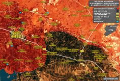 Update About Situation In Deir Hafer, Government Forces Liberate Umm Tinah In Eastern Aleppo Countryside - https://www.therussophile.org/update-about-situation-in-deir-hafer-government-forces-liberate-umm-tinah-in-eastern-aleppo-countryside.html/