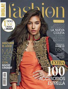 La hija de Carlos Herrera y Mariló Montero protagoniza el nuevo número de nuestra revista, a la venta mañana, y posa con las tendencias de la temporada.