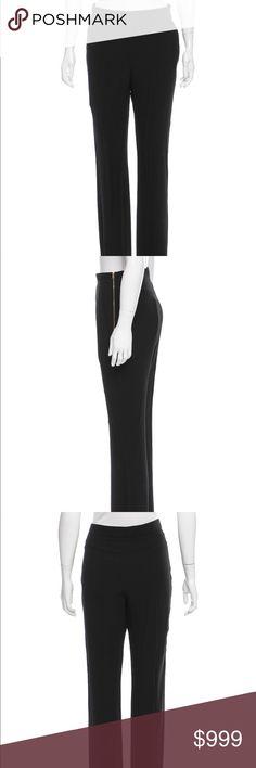 ✨ Black wool Pants Coming soon Pants Straight Leg
