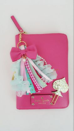 Planner tassel, Planner tassels, Multi-functional tassel, Planner jewelry, Planner supplies, Tassel key fob, Bag tassel, Tassel, Tassels