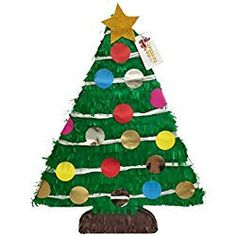 "Christmas Tree Pinata 24"" Tall"