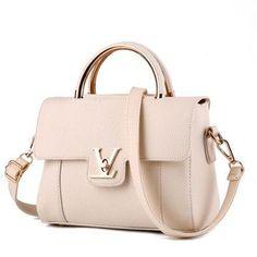 25.74 fake designer bags V Women s Luxury Leather Clutch Bag Ladies  Handbags Brand Women Messenger Bags 5cf287cb29a45