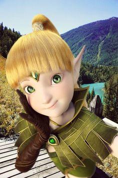 Dragon Nest: Warriors' Dawn - Liya 3 (640x960)