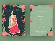 Marriage Invitation Card, Indian Wedding Invitation Cards, Wedding Invitation Card Design, Traditional Wedding Invitations, Wedding Card Templates, Wedding Banner Design, Pakistani Wedding Cards, Hindu Wedding Cards, Wedding Cards Handmade