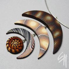 The mysterious talisman pendant