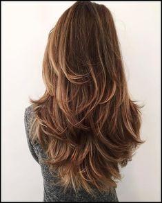 Die 75 Besten Bilder Von Haarschnitt Lange Haare In 2019 Hairstyle