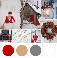 Christmas Palette | The Perfect Palette
