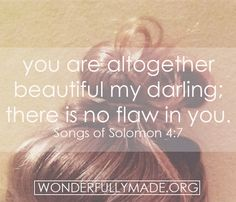 You are flawless. #wmade