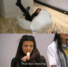 When she found joy in the little things. | 27 Kourtney Kardashian Quotes That Are Absolutely Iconic