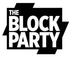Resultado de imagem para bloc party logo preto e branco
