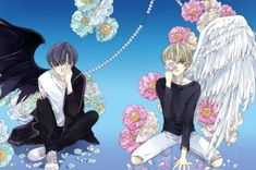 Lan Chi, Blue Wings, Manhwa, New Memes, Romance, Anime Boys, Cage, Gentleman, Other