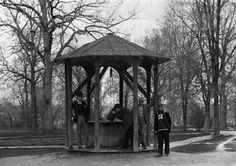 Original Old Well at University of North Carolina, Chapel Hill