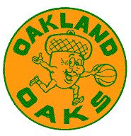 """Oakland Oaks - ABA  Fired 1st shot in NBA/ABA War when they signed Rick Barry, who thought he was not paid incentive monies due from S.F. Warriors owner Franklin Mieuli, Barry jumped to the ABA's Oakland Oaks, who offered him a lucrative 3-year contract offer from Pat Boone, the singer and team owner, was estimated to be worth $500,000, with Barry saying """"the offer Oakland made me was one I simply couldn't turn down"""" and that it would make him one of basketball's highest-paid players"""