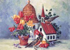 Barbara Mock art