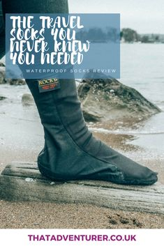 If you love hiking, running or just generally spending time outside then you'll want to invest in these waterproof socks. They're the travel socks you never knew you needed and they're always on my travel packing lists!   Find out more in this Rocky gore tex socks review