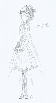 one of my favorites styles:steampunk what do you think?