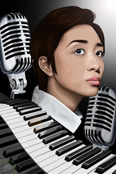 Up Dharma Down vocalist, Armi Millare