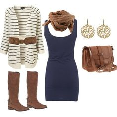 LOVE this look. Fall is coming my-style