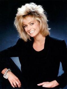 Farrah Fawcett-80's photo for TV Guide