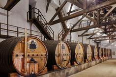 Quinta do Bomfim . Adega e Centro de Visitas . Pinhão . Old Lodge . Armazém de Vinho do Porto . Douro . Portugal . Luis Loureiro Arquitecto #quintadobomfim