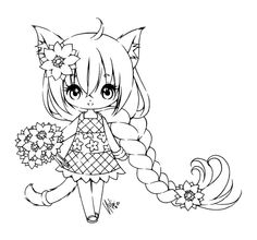 summer kitty... by sureya.deviantart.com on @deviantART