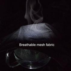 Cycling Underwear, Mesh Fabric