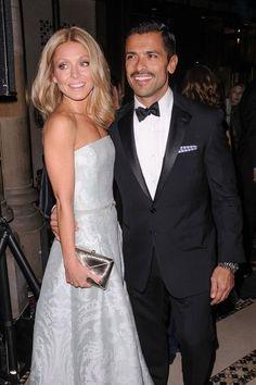 Kelly Ripa & Mark Consuelos @ the UNICEF Snowflake Ball