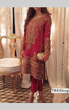 Buy online designer dresses from Pakistan. Indian Pakistani Lawn, Casual and Party clothing. Shadi Dresses, Pakistani Formal Dresses, Pakistani Dress Design, Pakistani Outfits, Indian Dresses, Indian Outfits, Pakistani Clothing, Emo Outfits, Pakistani Dresses Online Shopping