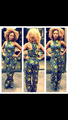 African Dress Prints Modern Fashion