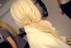 Love the way fishtail braids look!