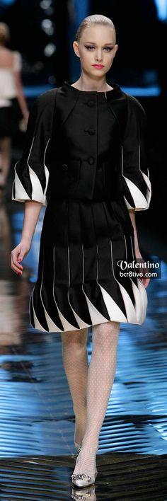 Geometric Influenced Valentino