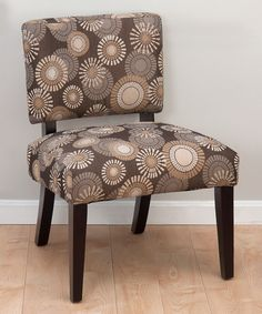 Babe! What do you think of these??  Lexington Accent Chair #zulily #zulilyfinds