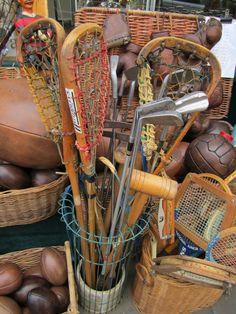 Lacrosse, Golf, Croquet, etc.  http://www.annabelchaffer.com/categories/Country-Pursuits/