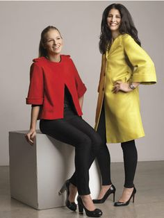 From Wall Street to the catwalk, get ahead at work by looking the part. Four industry professionals tell you how.