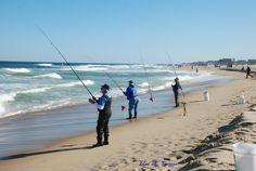 32. Surf Fishing