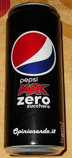 Pepsi Max - #Opinionando #Recensione