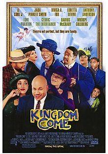 Kingdom Come (2001 film) - Wikipedia, the free encyclopedia