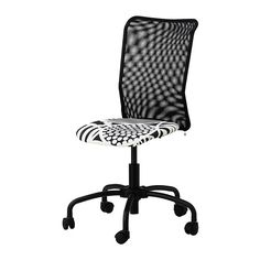 TORBJÖRN Swivel chair IKEA Height adjustable for a comfortable sitting posture.    $40
