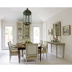 This may be my favorite dining room.
