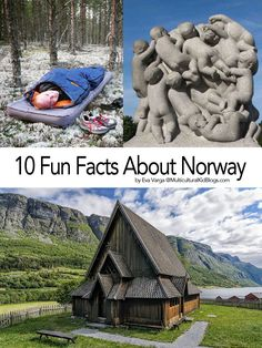 Norway is a country I have loved from afar for so long. Today, I share with you a few things that I find most endearing about my ancestral homeland.